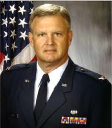 Colonel Morris Davis